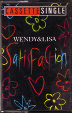 Wendy & Lisa: Satisfaction (Remix) (Cassette Single) + Stay Prince