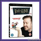 THE RICKY GERVAIS SHOW - COMPLETE FIRST SERIES - SERIES 1 **BRAND NEW DVD***