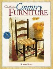 Classic Country Furniture-ExLibrary