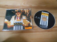 CD Metal Pain - End Of The Line (3 Song) Promo STOCKHOLM MOTOR sc