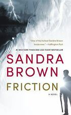 Friction by Sandra Brown (2016, Paperback)(1)