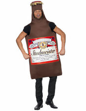 FANCY DRESS SMIFFYS MENS STUDMEISTER BEER BOTTLE COMEDY STAG DO COSTUME ONE SIZE