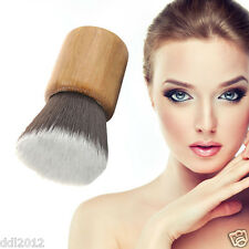 Kabuki Pro Soft Flat Foundation Face Powder Contour Make up Brush Cosmetic Tool