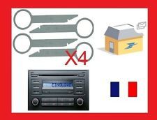 clef extraction autoradio poste VW autoradio POLO de 2006