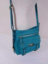 Jessica Simpson Crossbody Shoulder Bag Top Zip Studs - NWOT