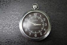 RUHLA TASCHENUHR DDR FABRIKAT  POCKET WATCH