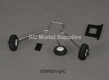 AXN, Bixler and Bixler 2 RC Plane Landing Gear Set with Tail Wheel UK STOCK!