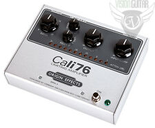 NEW! Origin Effects Cali76 Transformer Studio-Grade FET Compressor (Cali76-TX)