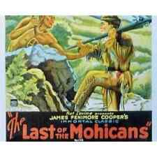 LAST OF THE MOHICANS, 15 CHAPTER SERIAL, 1932