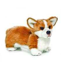 "Corgi dog Welsh Corgi soft plush toy 10""/25cm stuffed animal Nat and Jules NEW"