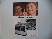 advertising Pubblicità 1972 CUCINA ZOPPAS 657