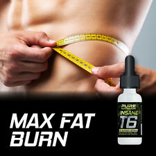 PURE NUTRITION T6 INSANE FAT BURNER SERUM – FAST WORK INSTANT RESULTS GYM