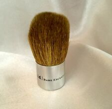 Bare Escentuals  Mini Kabuki Brush  BONUS   Travel Pouch  ~ NEW ~ Free Ship