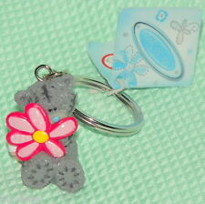 Me To You PORTE CLEF *-* FLEUR *-* ourson assis TATTY TEDDY