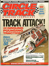 Circle Track October 2003 Eldora, Cylinder Timing, Lifter Prep, Traction Control