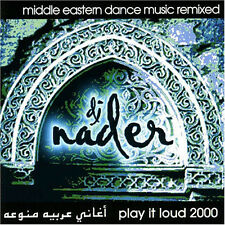 Play It Loud 2000 by DJ Nader (CD, Sep-2001, Level Up Recordings)