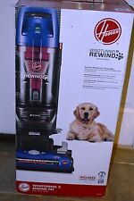 Hoover  WindTunnel 2 Rewind Upright Bagless Pet Hair Multi-Floor Vacuum