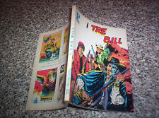 COLLANA RODEO I TRE BILL N.37 CON POSTER ORIGINALE EDICOLA TIPO TEX ZAGOR MARK