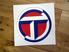"TALBOT 12"" Car Sticker Sunbeam Race Rally LOTUS SUNBEAM Tii Peugeot Samba Sport"