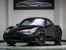 Porsche : Cayman S Manual