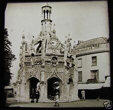 Glass Magic Lantern Slide CHICHESTER 21 MAY 1922 ENGLAND