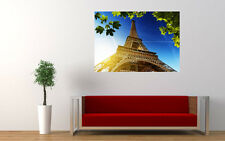 EIFFEL TOWER FRANCE NEW GIANT LARGE ART PRINT POSTER PICTURE WALL