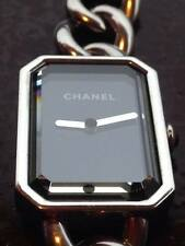 Authentic CHANEL Premiere Chain Watch H3250 in very good condition