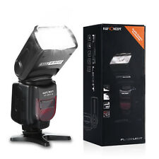 K&F Concept KF590 TTL Wireless Flash Speedlite for Nikon D7100 D5200 D5100 D3100