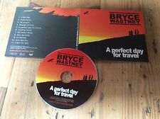 bryce wastney-a perfect day for travel -11 track cd digi pak