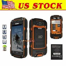 """4"""" Discovery V8 3G Dual Core Smartphone Rugged Android Land Mobile Phone Rover"""