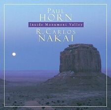 Paul Horn, Nakai:  Inside Monument Valley (Cassette, 1999, Canyon Records) NEW
