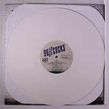 Buzzcocks The Way WHITE VINYL LP Record! Uk pop punk album! pete shelley! NEW!!!