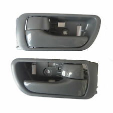 Fit 02-06 Toyota Camry Inside Front Rear Left Right Side Gray LH RH Door Handle