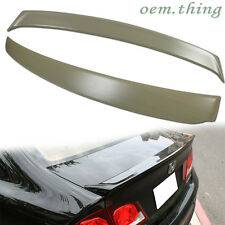 06-11 HONDA CIVIC 8th JDM 4DR REAR ROOF & TRUNK BOOT SPOILER WING CIVIC 8