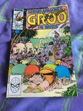 Sergio Aragones Groo The Wanderer #58 Marvel Comics Epic