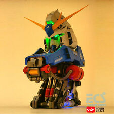 Hobby Crazy 1/35 RX-93-2 Hi-V High Nu Gundam Model Kit Bust With LED Set Figure