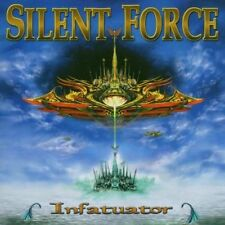 SILENT FORCE - Infatuator (Re-Issue) - CD - Neu OVP