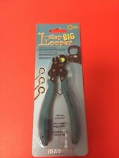 BeadSmith 1-Step BIG Looper Pliers Create 3mm Eye Pins, Bend & Trim Wire PLLOOP2