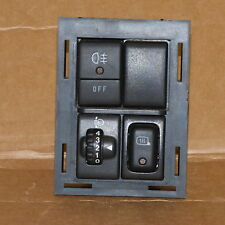 LIGHT CONTROL UNIT - FOG HEADLIGHT ADJUSTMENT 01-05 SUZUKI GRAND VITARA 2.0 TD