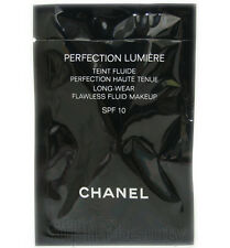 Chanel Perfection Lumiere Long Wear Flawless Fluid Makeup SPF10 2.5ml/.08oz [20]