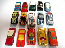 MATCHBOX RARE CARS MIXED LOT Countach Land Rover Lincoln Supra SOME VINTAGE !!!