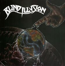 "12"" Blind Illusion The Sane Asylum (Blood Shower, Kamakazi) 80`s Under The Flag"