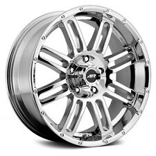 17 inch Chrome PVD Wheels Rims Hummer H3 Chevy Colorado GMC Canyon 6 lug AR901