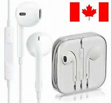 Original Genuine Apple Iphone 4 5 6 Ipad Earphones Earbuds w Mic & Remote