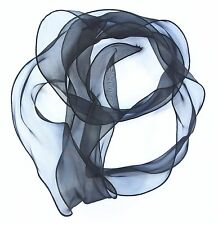 Wide Organza trimming Ribbon for fascinator hat  millinery making B058