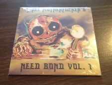 Farmageddon Records Y'all Motherfu@kers Need Bond Vol. 1 CD