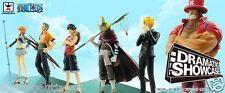 One Piece Dramatic Showcase 3 Robin Luffy Sanji Zoro Nami Banpresto figure Japan