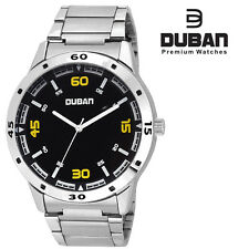 Duban - Premium Metal Strap  Men's / Boys Watch - Latest Collection