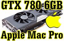 EVGA GTX 780 6GB Apple Mac Pro compatible - 4K support - In stock!