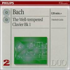 The Well-Tempered Clavier, Book 1 (2 CD), New Music